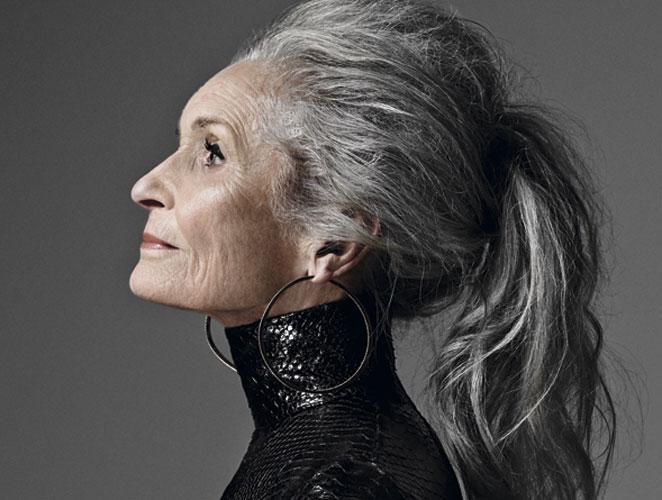 Daphne Selfe, la modelo cuya carrera despegó cuando cumplió 70