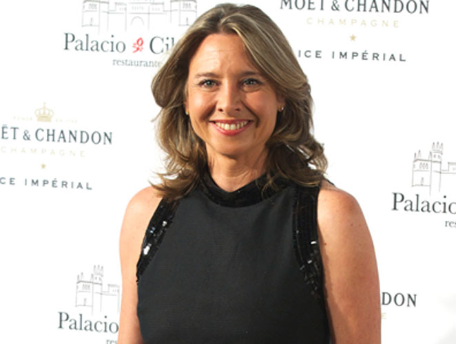 "Almudena de Arteaga: ""Tengo trajes de Balenciaga de mi abuela que están perfectos"""