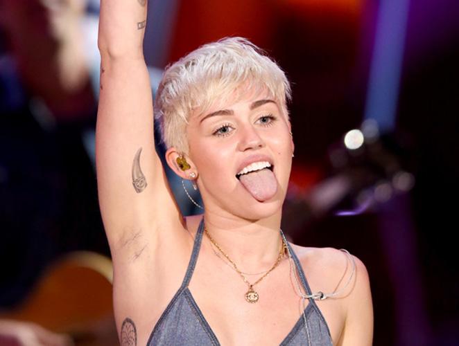 Entrevista surrealista a Miley Cyrus, por Joaquín Reyes