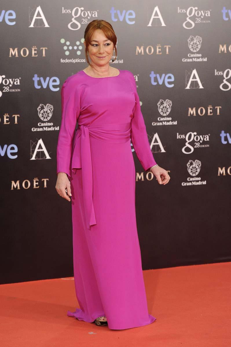 Todos los vestidos de los Goya 2014   Celebrities, Fiestas   S Moda ...
