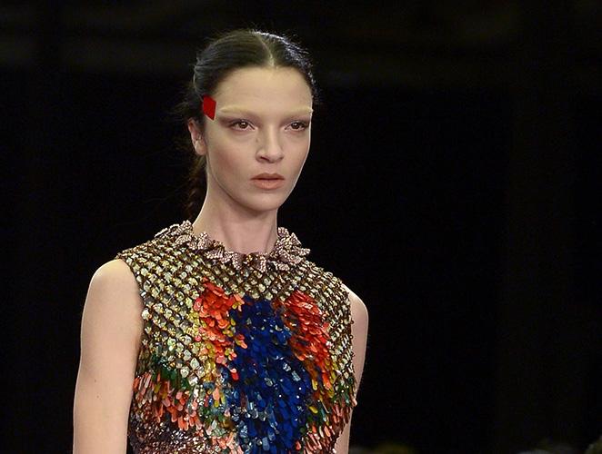 Givenchy apuesta por los contrastes