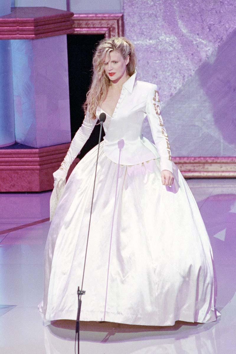 Las peor vestidas de la historia de los Oscar