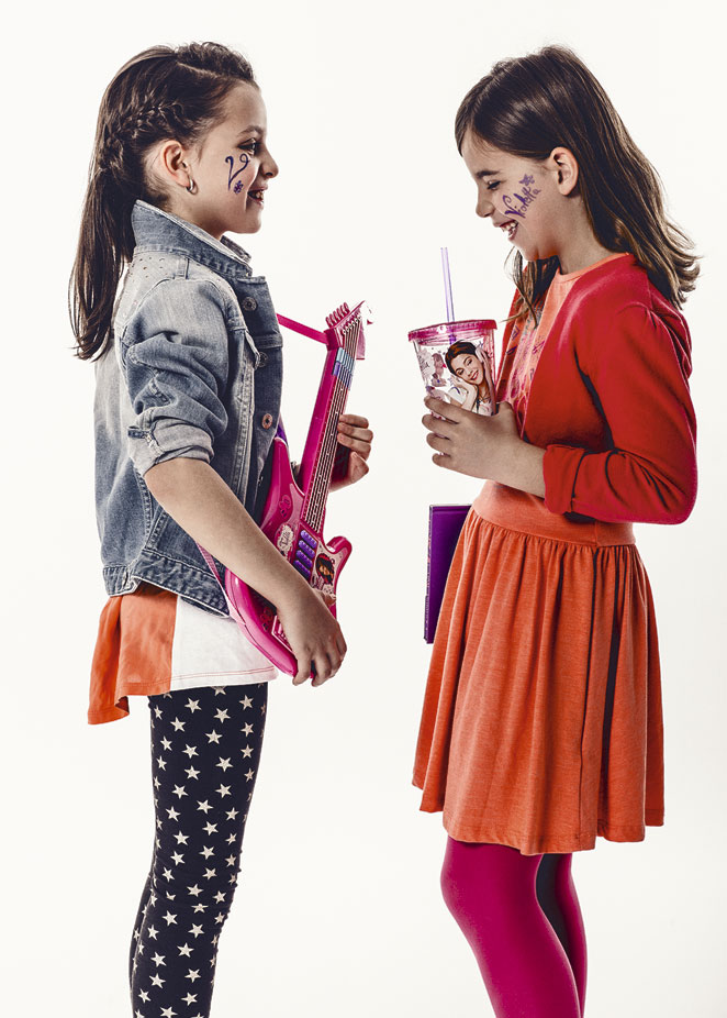 fac91acb A quién imitan las niñas de hoy en día? | Actualidad, Moda | S Moda ...