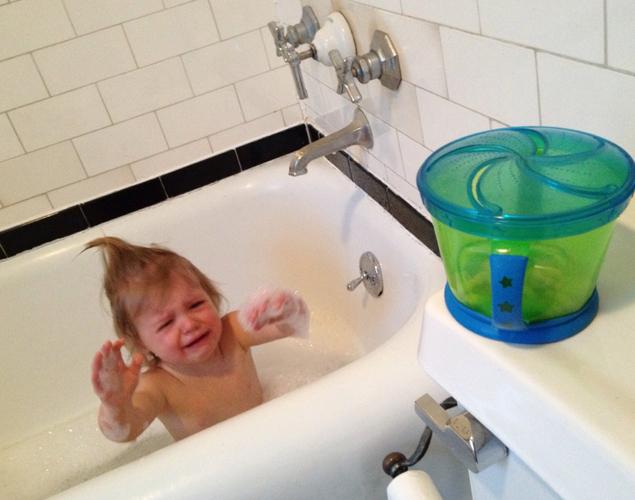 Razones por las que mi hijo llora
