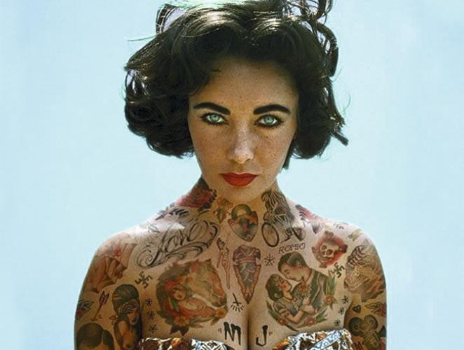 Vuelven los tatuajes de la vieja escuela