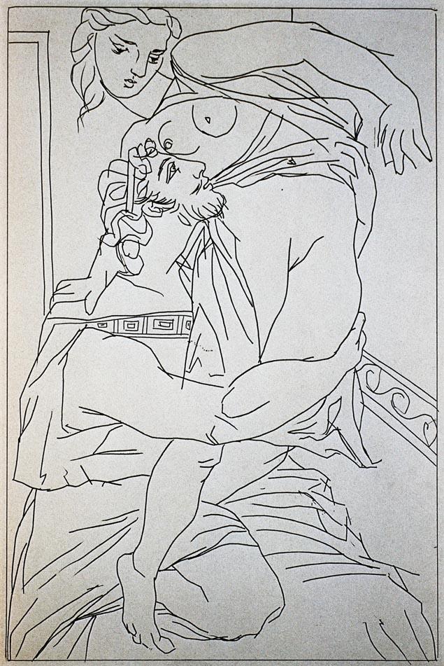 Lisistrata Picasso