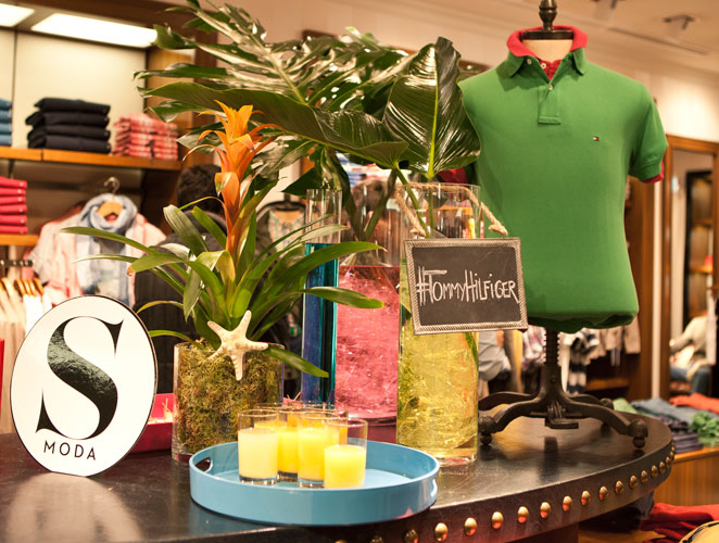 S Moda y Tommy Hilfiger celebran la Fiesta de la Primavera