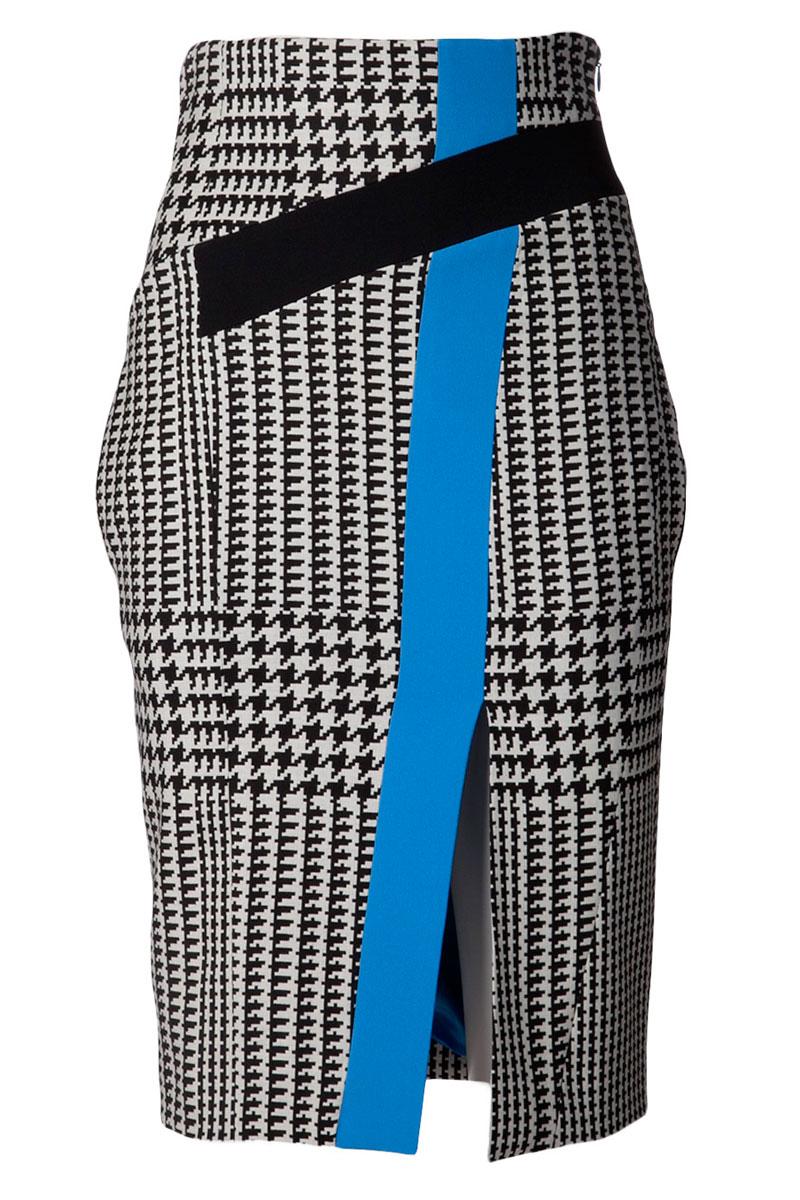 faldas abiertas pareo tendencia primavera verano 2014
