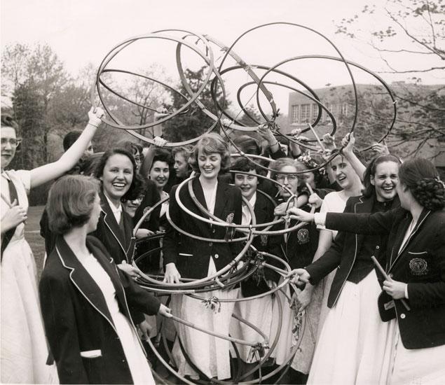 'Seven sisters', las inventoras del estilo 'preppy'