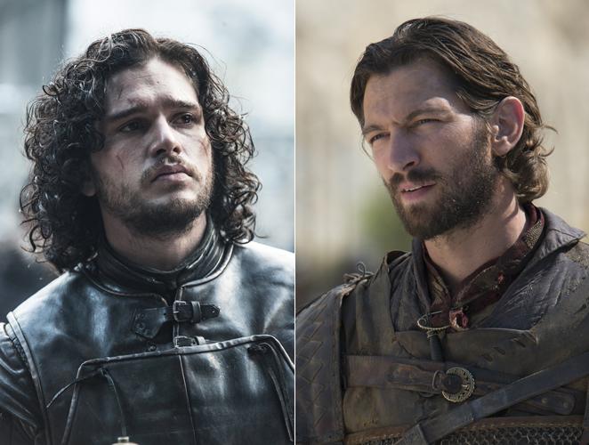 Las barbas que dominan 'Juego de Tronos'