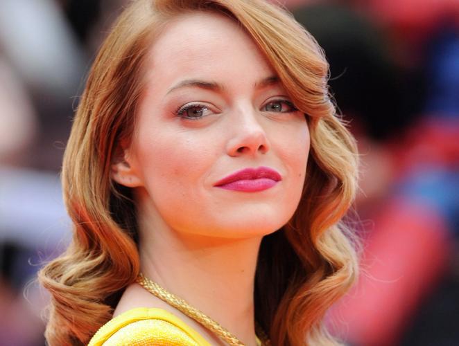 """Emma Stone: """"Mi personaje representa el corazón de Peter Parker"""""""