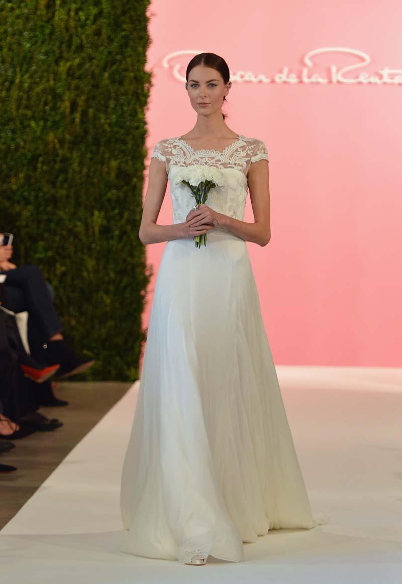 Los mejores vestidos de novia vistos en New York Bridal Week | Moda ...