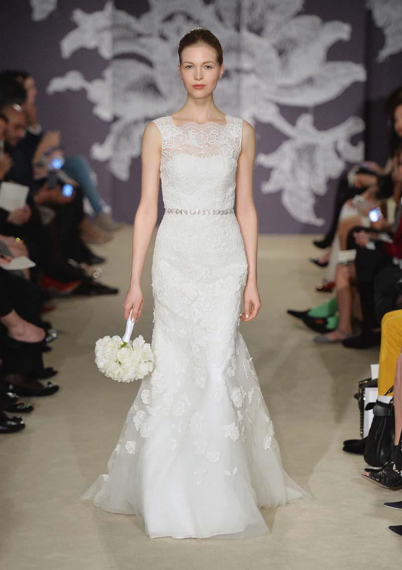 Los mejores vestidos de novia vistos en New York Bridal Week