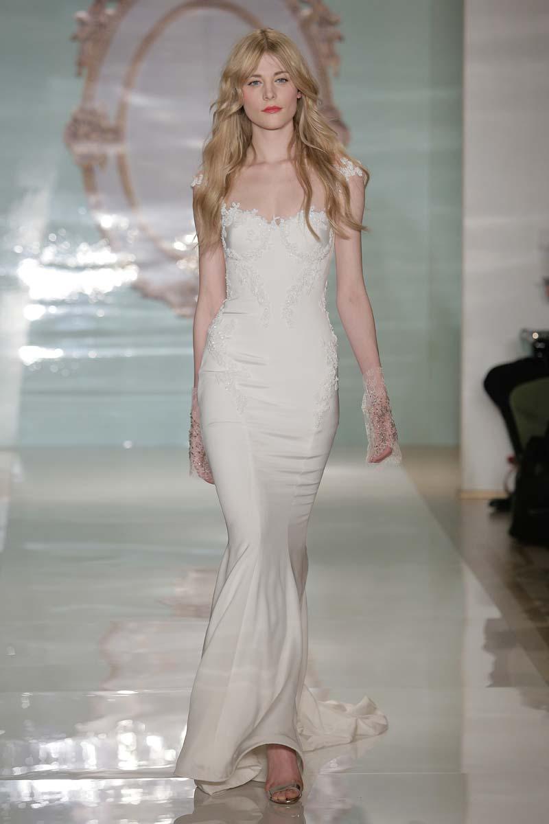 descuento en venta mejor venta comprar popular Los mejores vestidos de novia vistos en New York Bridal Week ...