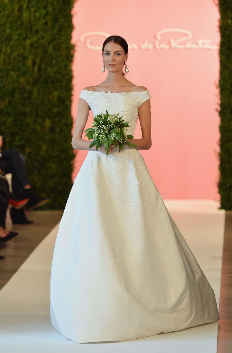 Vestidos de novia mas vistos
