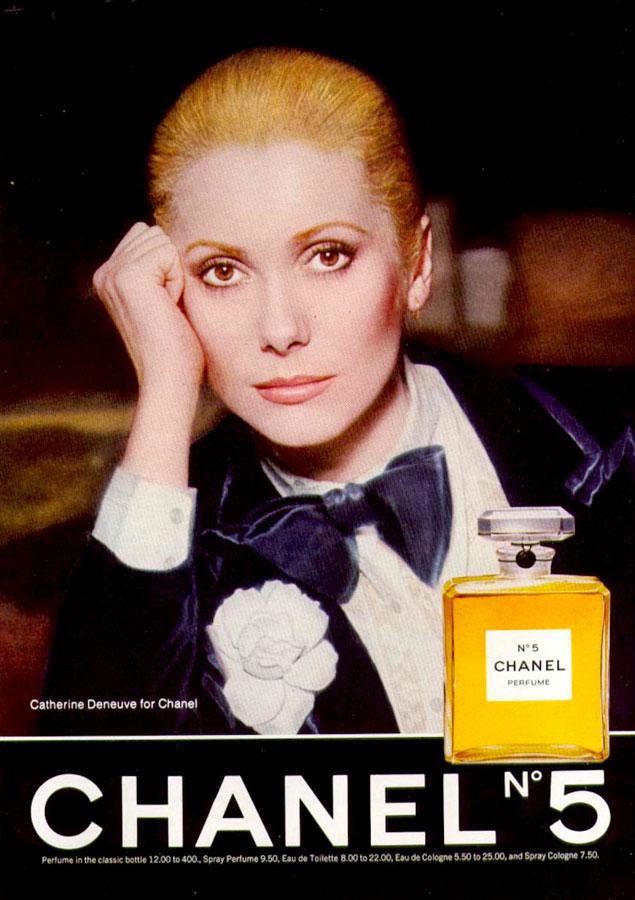 Chanel Catherine Deneuve