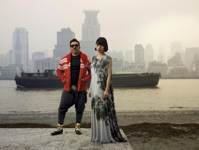 La aventura de cinco diseñadores españoles en Shanghái