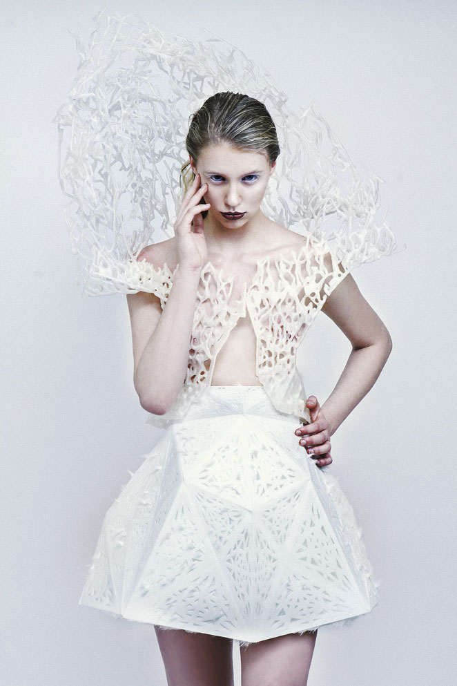 La costura ya no se compra, se imprime | Actualidad, Moda | S Moda ...