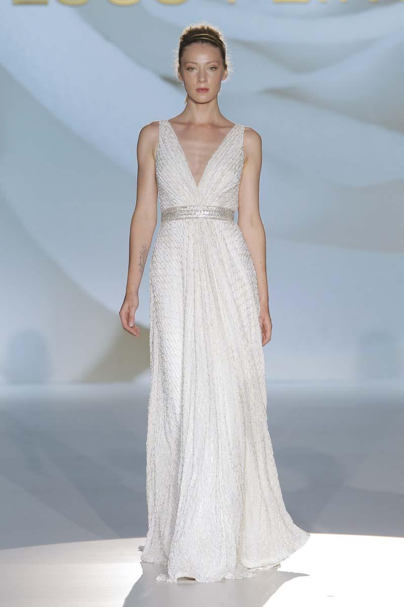 Los mejores vestidos de novia de Barcelona Bridal Week | Moda ...