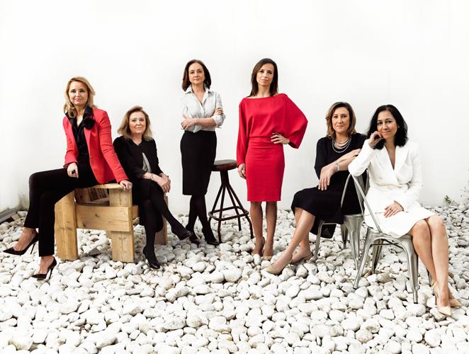 Mujeres de leyes en España