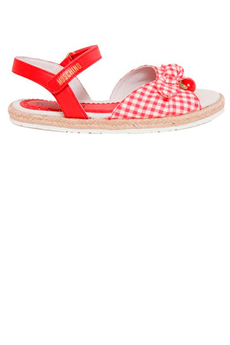Sandalias de Moschino