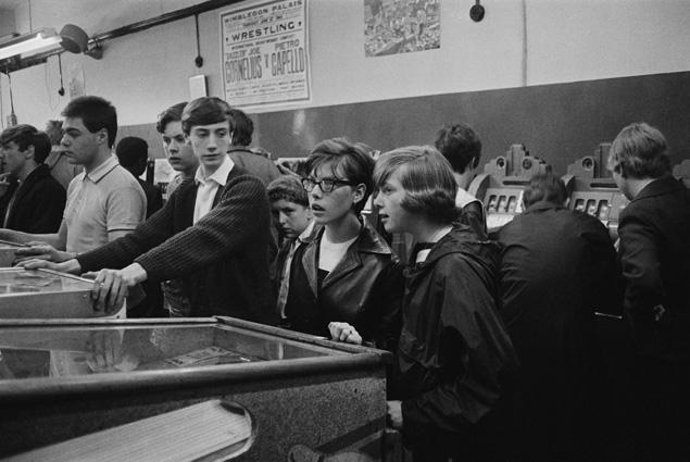 chicas 1964
