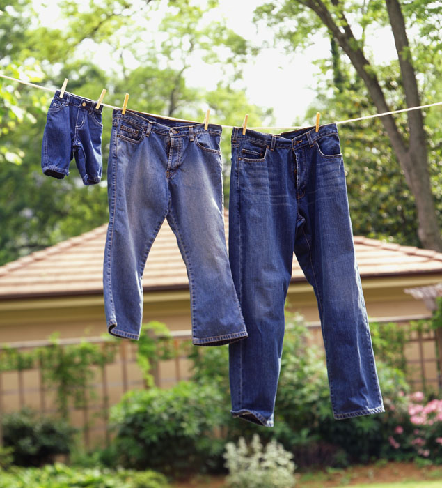 ¿Por qué nunca deberías lavar tus vaqueros?