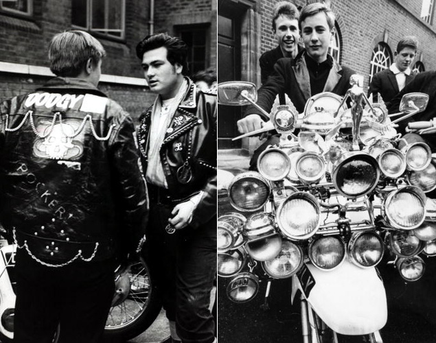 Mod Rockers 1964