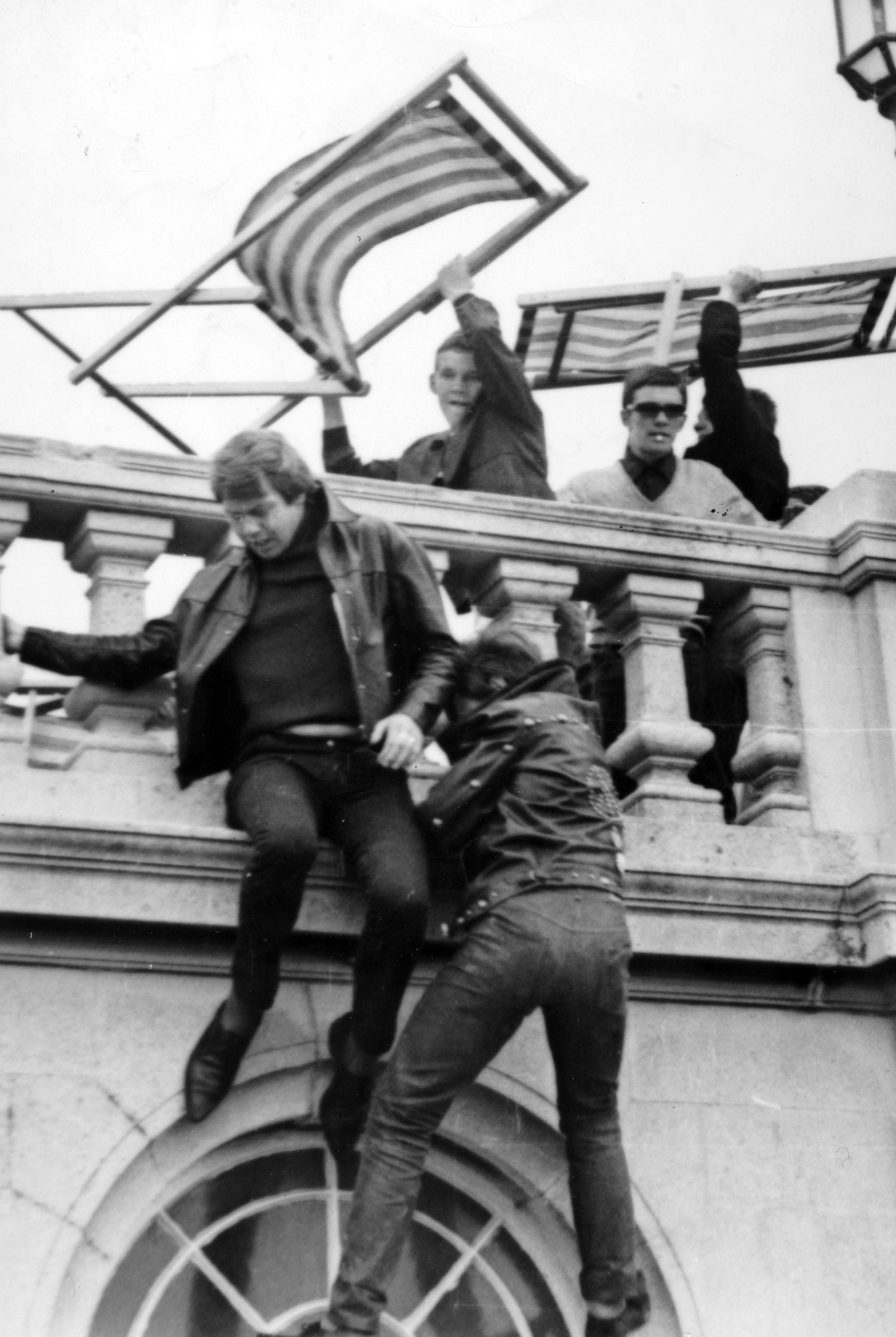 pelea 1964 mod rockers