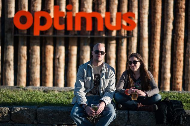 Optimus Primavera Sound
