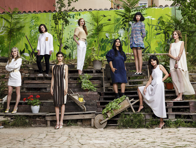 Nombres y apellidos de la nueva moda sostenible en España