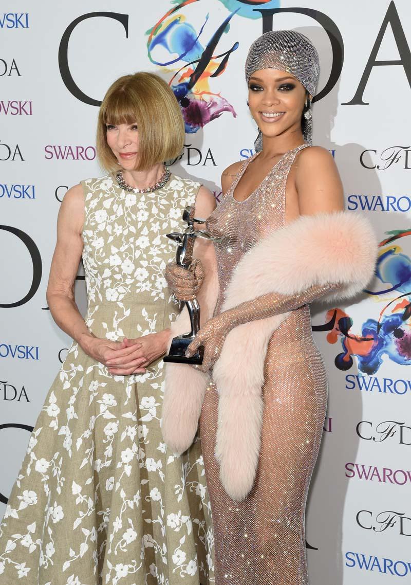 Todos los vestidos de los premios CFDA