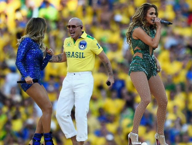 5 errores que convirtieron la inauguración del Mundial en un desastre