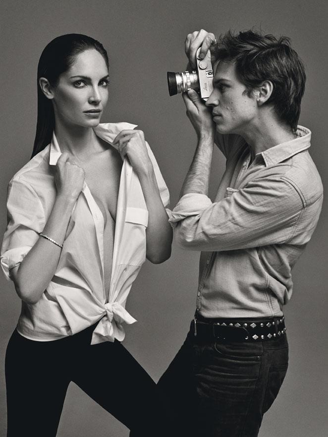 Fotógrafos y sus musas
