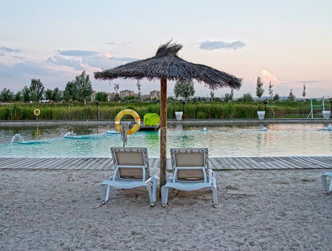 Con planes como estos, ¿quién quiere playa?