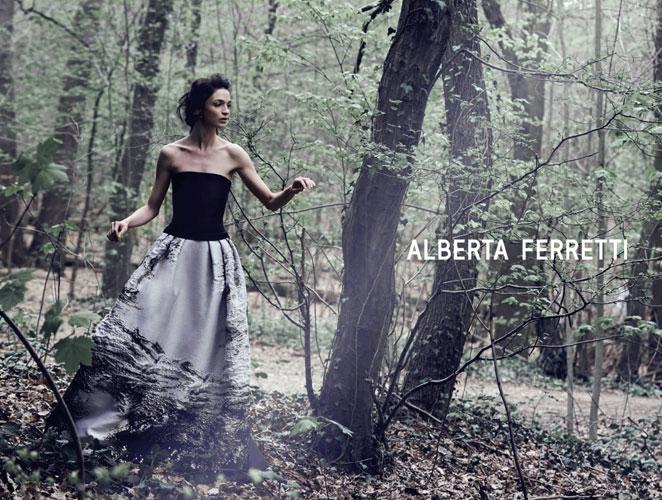 Alberta Ferretti Fall 2014