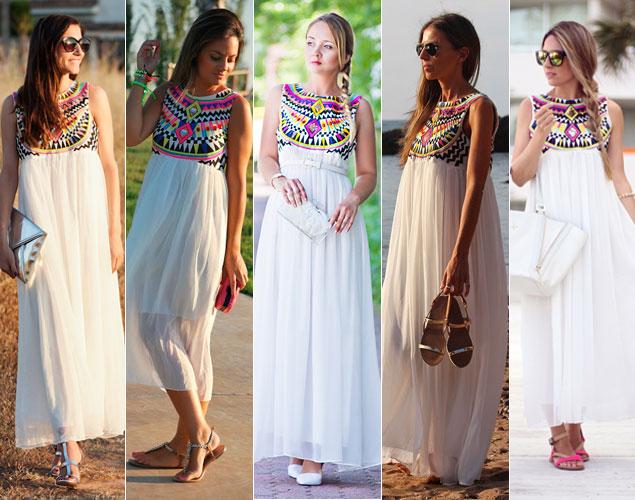 Blogueras Vestido Sheinside