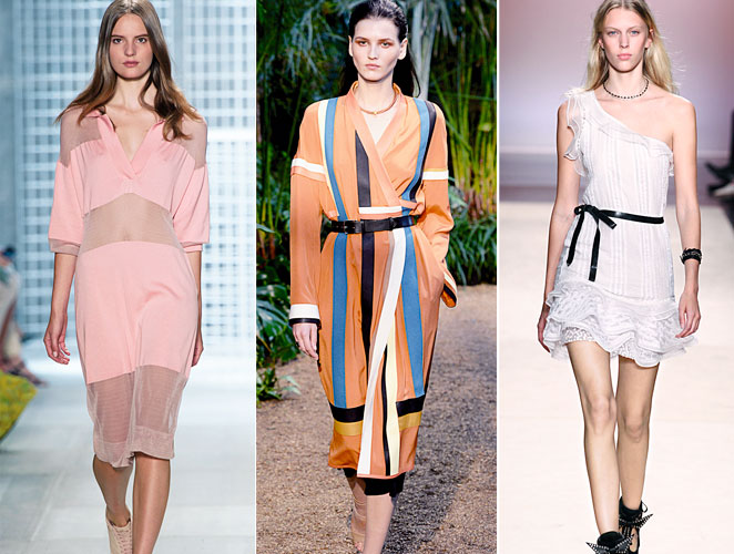 Los 14 vestidos más frescos de la temporada