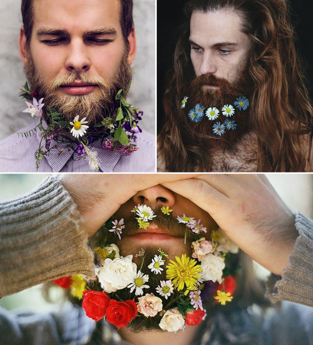 barbas flores