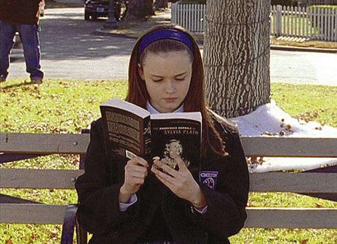 Mirar para leer: los libros se cuelan en las series