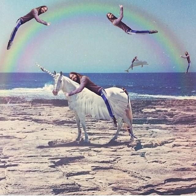unicornio cover leto