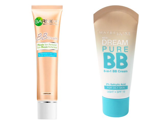 BB Cream Piel grasa