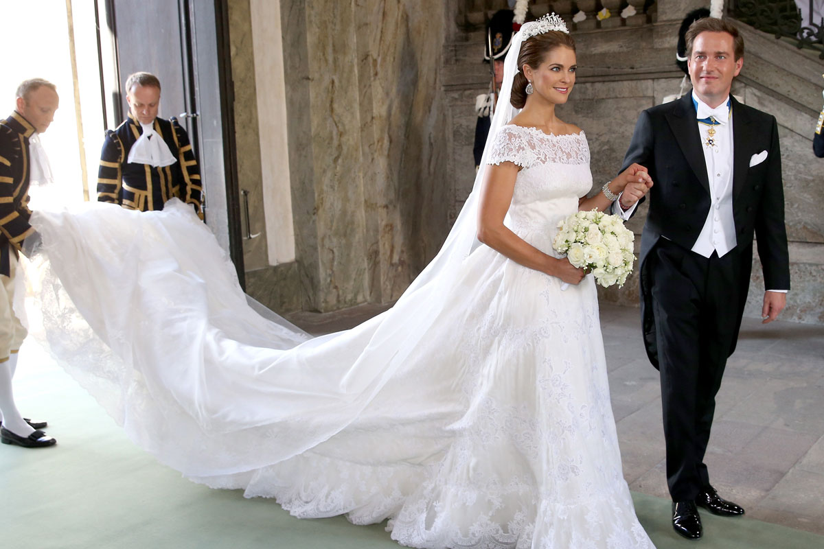 8be086bc1 Vestidos De Novia Elegantes de Famosas