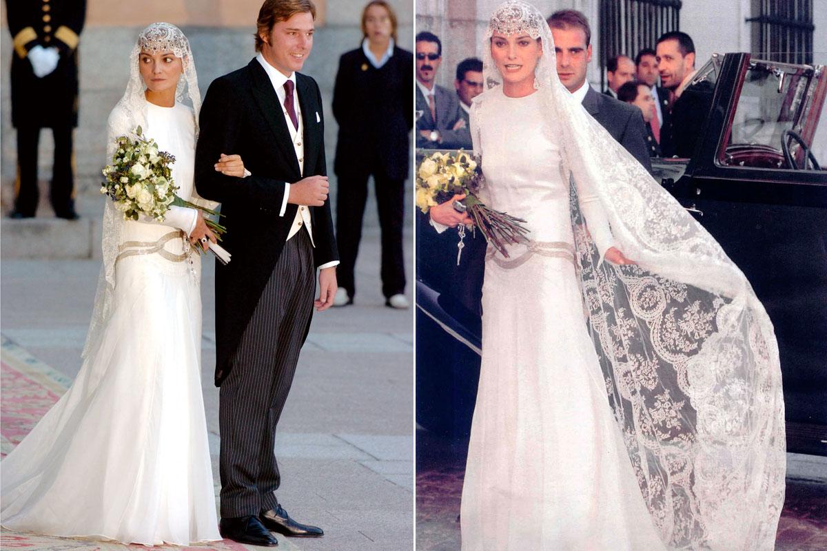 Los mejores vestidos de novia de la historia | Actualidad, Moda | S ...