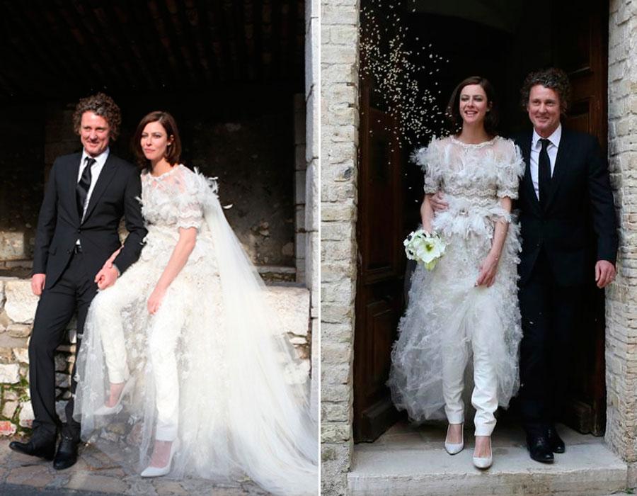 Disenadores de vestidos de novia mas famosos