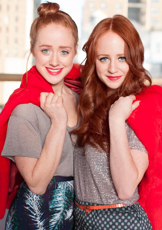 Pelirrojas Redhead