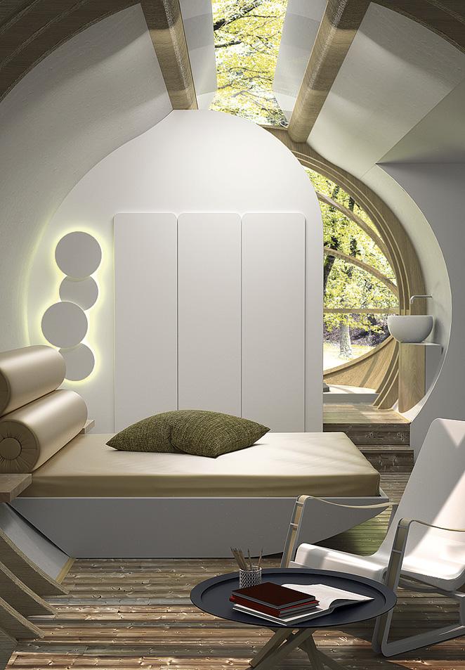 Cabañas, refugios de diseño