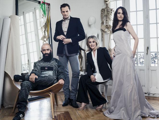 Moda patria en el cine español