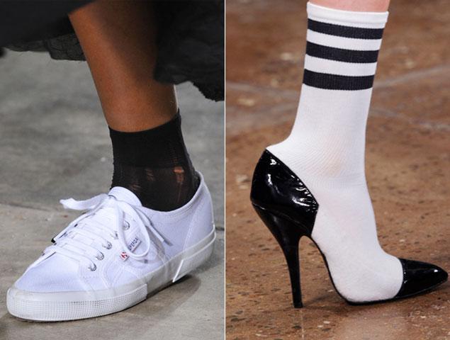 El calcetín también se enseña | Actualidad, Moda | S Moda ... Las Calcetines