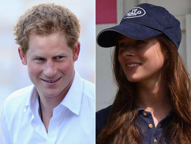 Así es Camilla Thurlow, la nueva novia del príncipe Enrique